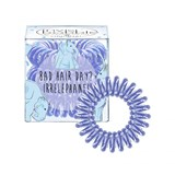 invisibobble elástico azul circus collection ''bad hair day? irrelephant!'' 3 unidades