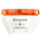 kerastase nutritive irisome masquintense máscara para cabelos grossos 200ml