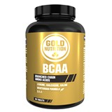 gold nutrition bcaa's branched chain amino acids 60comp