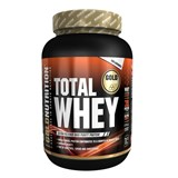 gold nutrition total whey proteína sabor neutro 1kg