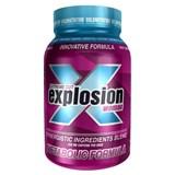 gold nutrition extreme cut explosion termogénico para mulher 120cápsulas