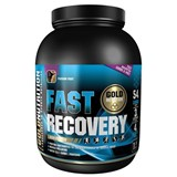 gold nutrition fast recovery for muscle recovery passion fruit taste 1kg