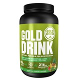 gold nutrition gold drink sabor frutos tropicais 1kg