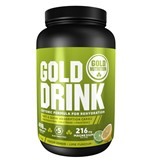 gold nutrition gold drink sabor limão 1kg