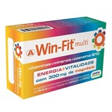 win fit multi energy and vitality 30tablets