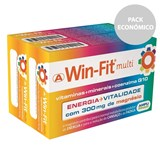 win fit multi energia e vitalidade 30comprimidos pack2