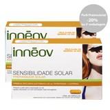 inneov sensibilidade solar 2x30 cáps com desconto 20% na 2ª embalagem