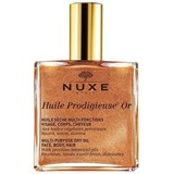 huile prodigieuse or multi-usage dry oil golden shimmer 50ml
