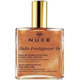nuxe huile prodigieuse or óleo seco nutritivo iluminador 50ml