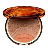 clarins pó compacto e blush bronzeador 20g
