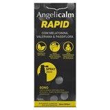 angelicalm angelicalm spray regulador do sono sos 30ml