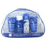 uriage kit viagem bebé 1ère 4 cuidados essenciais formato viagem + necessaire