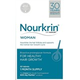 nourkrin nourkrin woman hair loss treatment 60capsules promo