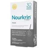 nourkrin nourkrin men hair loss treatment 60capsules promotional