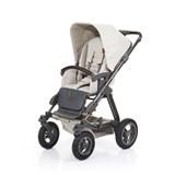abcdesign viper 4 carrinho de passeio para bebés camel