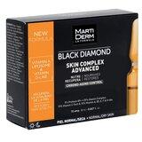 Martiderm Black diamond skin complex anti-envelhecimento 10ampôlas
