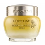 loccitane immortelle divine cream for wrinkles and loss of firmness 50ml