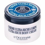 loccitane karité ultra rich shea body milk for dry skin 200ml