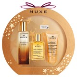 coffret prodigieux parfum 50ml + shower gel 30ml + huile prodigieuse 30ml