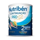 nutriben continuação 2 pro-alfa leite de transição a partir dos 6 meses 400g