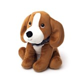 cozy plush cão beagle