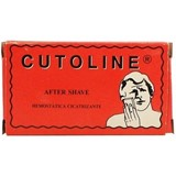 cutoline hemostatic after shave block for sensitive skin, antiseptic 100g