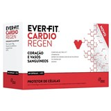 ever-fit cardio regen supplement for heart and blood vessels 60 capsules