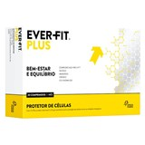 ever-fit plus antioxidant supplement balance and wellness 30 tablets