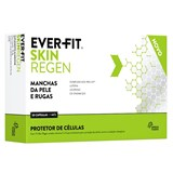 ever-fit skin regen suplemento anti-manchas e rugas 30 cápsulas