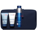 gift set facial gel 50ml + exfoliating 30ml +  shampoo 30ml   bolsa