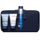 coffret gel rosto 50ml +  esfoliante 30ml + shampoo 30ml   bolsa