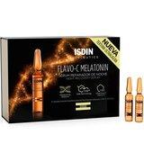 flavo-c melatonina ampolas reparadoras de noite 10x2ml