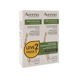 Body moisturizing cream with colloidal oat 2x100ml