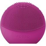 luna play plus escova de limpeza facial purple