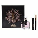 coffret mon paris edp 50ml + máscara volume effect 2ml + lápis waterproof 0,8g