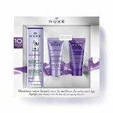 nuxellence kit contorno de olhos 15ml oferta nuxellence éclat 15ml + detox 15ml