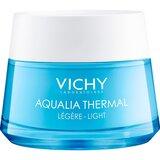 aqualia thermal creme ligeiro hidratante peles normais a secas 50ml