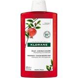 shampoo com extracto de romã cabelos pintados 400ml