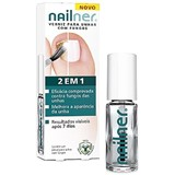 fungal nail infection 2 in 1 brush 5ml (expiring 09/2018)