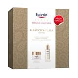 coffret elasticity+filler creme dia 50ml + óleo de rosto 30ml