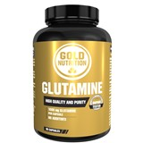 glutamina para recuperação muscular e reforço do sistema imunitário 90cápsulas