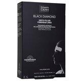 black diamond ionto-lift rugas e linhas da testa 4 patches