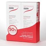 woman isdin gel anti-estrias 250ml x 2