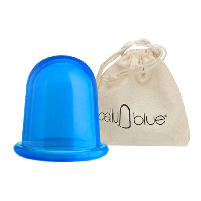 cellublue suction cup for anti cellulite vacuum massage. Black Bedroom Furniture Sets. Home Design Ideas