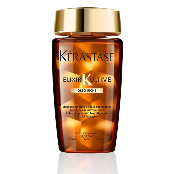 kerastase bain elixir ultime riche shampoo brilho cabelos grossos. Black Bedroom Furniture Sets. Home Design Ideas