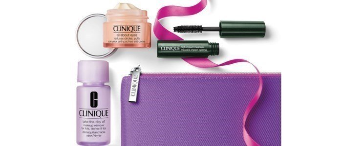 clinique set all about eyes