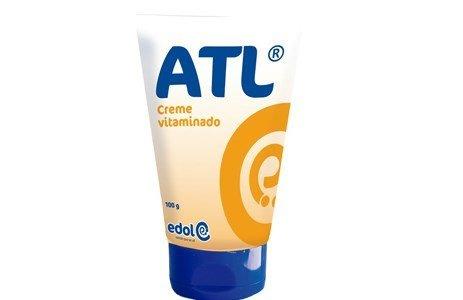 atl creme vitaminado regenerador pele