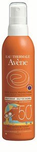 avene spray crianca spf50
