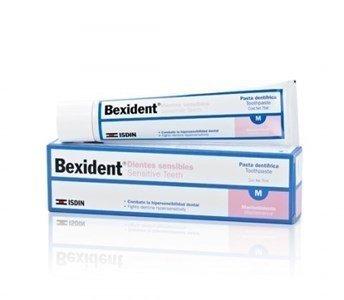 bexident clorohexidina dentes sensiveis pasta dentifrica