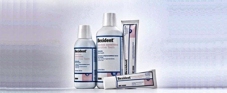 bexident clorohexidina dentes sensiveis